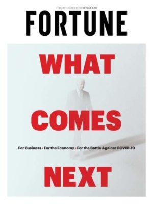 Fortune Magazine Feb March 2021